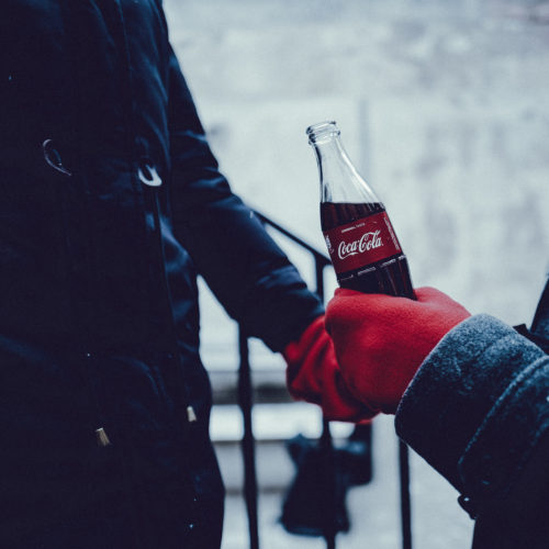 Coca-Cola | darkroomvisitor.cz | Mirka Divoká