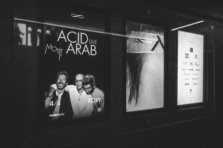Mirka Divoká | darkroom visitor | darkroomvisitor.cz | Acid Arab