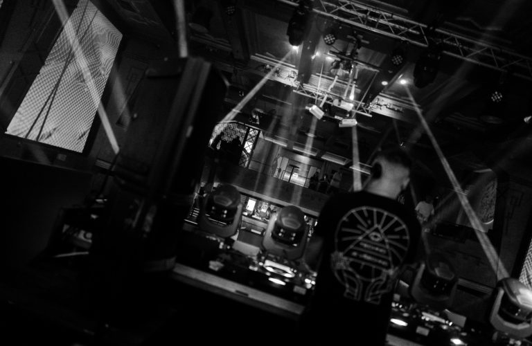 Mirka Divoká | darkroomvisitor | darkroomvisitor.cz | DJ Tibiza