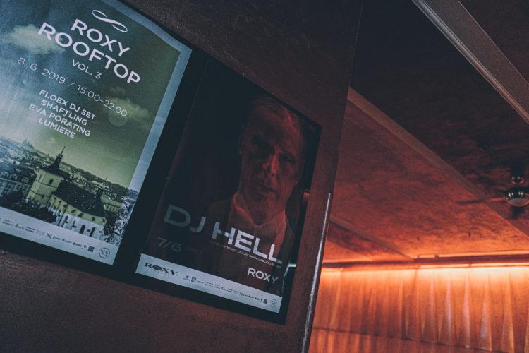Mirka Divoká   darkroomvisitor   darkroomvisitor.cz   DJ Tibiza