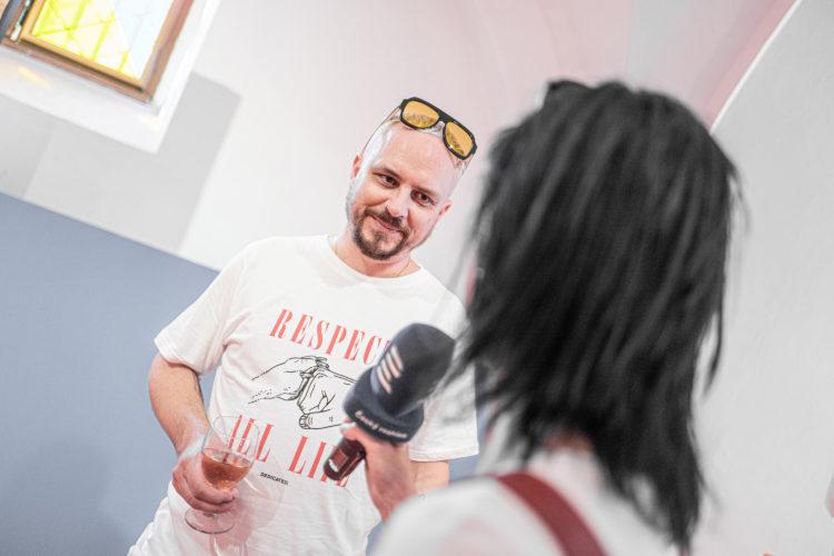 Mirka Divoká | darkroomvisitor | darkroomvisitor.cz | Pasta Oner