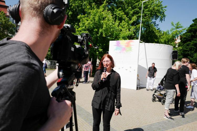 Aliance žen s rakovinou prsu   Mirka Divoká   darkroomvisitor.cz   darkroomvisitor